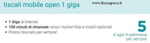 tiscali mobile