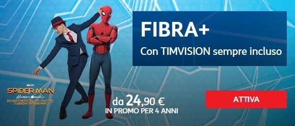 tim smart fibra 24,90€