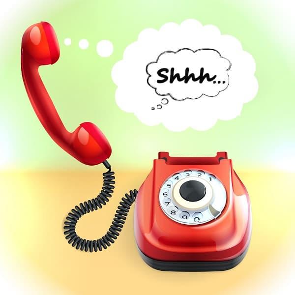 Il telefono non squilla se chiama Vodafone o Fastweb